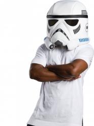 Maschera mascotte Stormtrooper™ per adulto