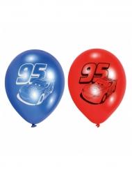 6 palloncini decorativi in lattice di Cars™