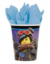 8 bicchieri Lego Movie 2 - Una nuova avventura™
