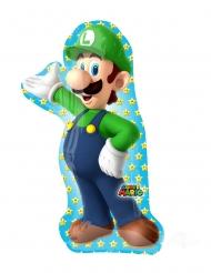 Palloncino alluminio Luigi di Super Mario Bros™