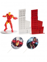 Kit di decorazioni per dolci Iron Man™