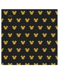20 tovaglioli di carta Topolino Gold™