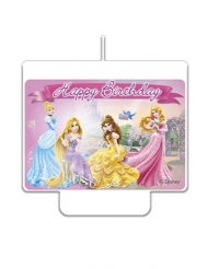 Candelina Happy Birthday delle Principesse Disney™