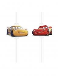 4 cannucce con vignetta Cars 3™