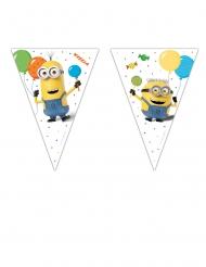 Ghirlanda di bandierine Minions party™