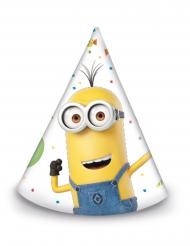 6 cappellini per festa Minions party™