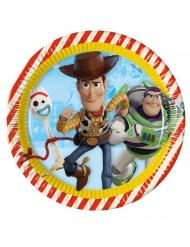 8 piatti in cartone Toy Story 4™