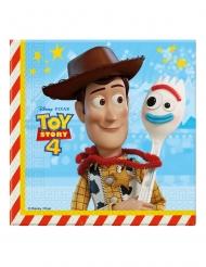 20 Tovaglioli di carta Toy Story 4™