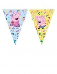 Ghirlanda bandierine a tema Peppa Pig™