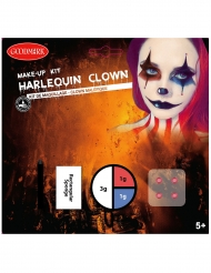 Kit trucco clown malefico