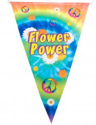 Ghirlanda hippie Flower Power