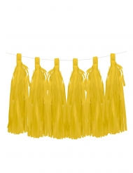 Kit 6 nappe gialle