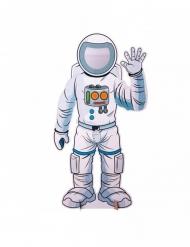 Quadro photobooth astronauta dimensioni reali