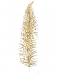Foglia in metallo color oro