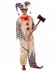 Costume arlecchino insanguinato adolescente