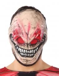 Maschera creatura terrificante per adulto