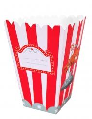 12 scatole per pop corn circus