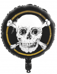 Palloncino in alluminio pirata jolly