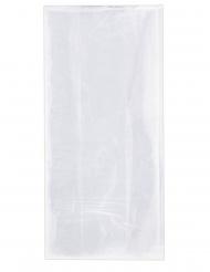 30 sacchetti trasparenti in plastica