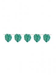 Ghirlanda di carta foglie di palma