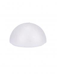 Mezza sfera in polistirolo 10 cm