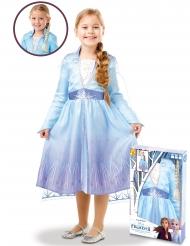 Costume e treccia Elsa - Frozen 2™ per bambina
