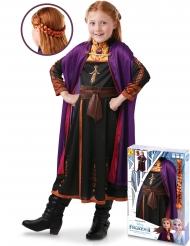 Cofanetto regalo costume e accessori Anna Frozen 2™