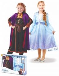 Cofanetto costumi Anna e Elsa Frozen 2™