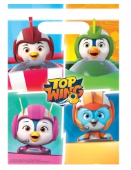 8 sacchetti regalo in plastica Top Wing™