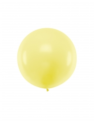 Palloncino gigante in lattice giallo