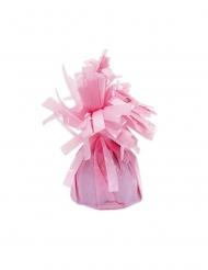 6 pesetti per palloncini rosa con frange