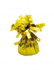 6 pesetti per palloncini oro con frange