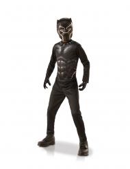 Cofanetto costume Black Panther™ con guanti bambino