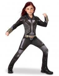 Costume tuta Black Widow™ per bambina