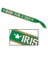 Fascia satinata Irish for a day