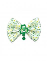 Papillon con trifogli Kiss me I'm Irish