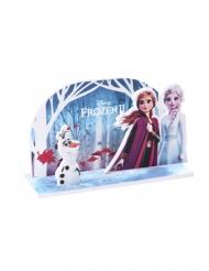 Decorazione pop up per torta Frozen 2™ 15 x 8,5 cm