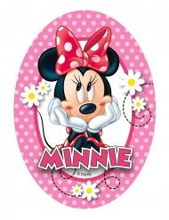 4 Decorazioni in ostia Minnie™ 9,5 x 13 cm