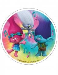 Disco di ostia multicolor Trolls™