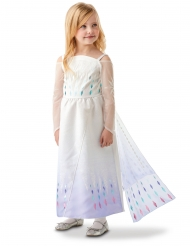 Costume epilogo Elsa Frozen 2™ deluxe bambina