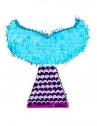 Pignatta a coda di sirena 40 x 45 x 9 cm