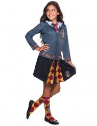 Top con gonna Grinfondoro Harry Potter™ bambina