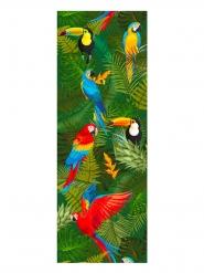 Runner da tavola TNT uccelli tropicali
