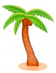 Decorazione in legno palma 15 cm