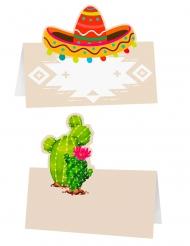 6 segnaposto messicani