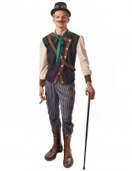Costume steampunk dandy per uomo