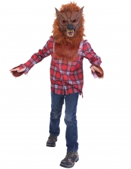 Costume da feroce lupo mannaro per bambino