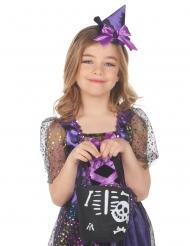 Borsetta scheletro Halloween per bambino