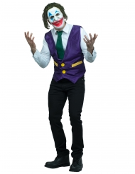 Costume clown sorriso d'angelo per adulto
