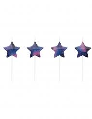 5 candeline stelle galaxy